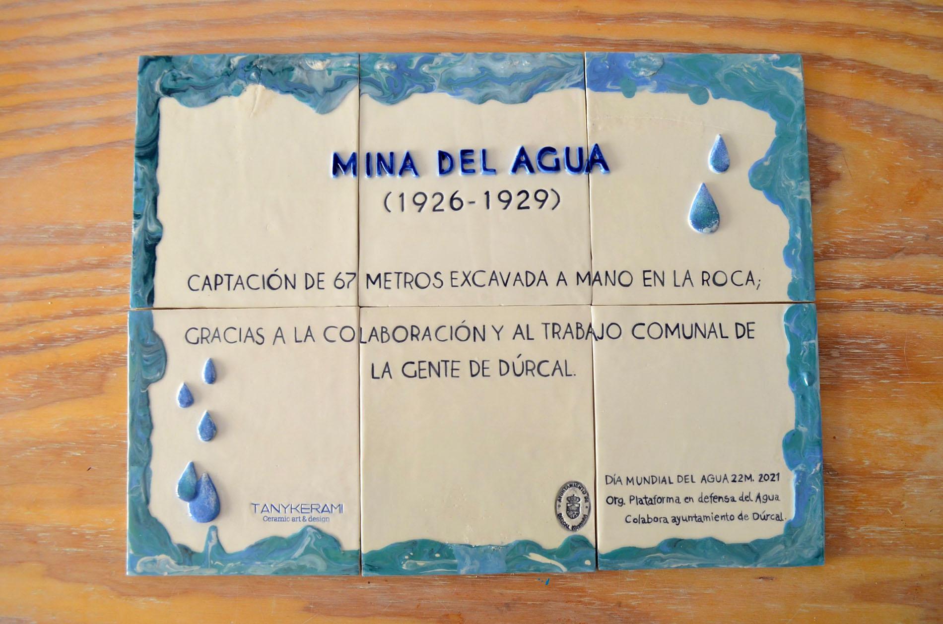 Mina Del Agua - Tanykerami